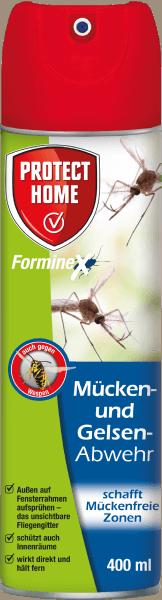 Mücken- und Gelsenabwehr
