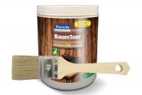 Baum Teer mit GRATIS Pinsel