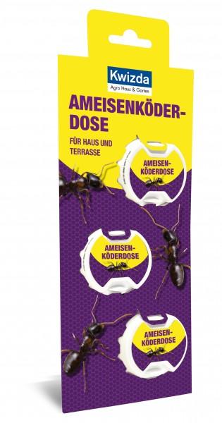 Ameisenköderdose Kwizda