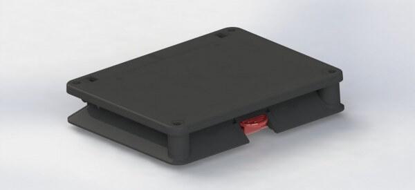 Insektenmonitoringbox schwarz