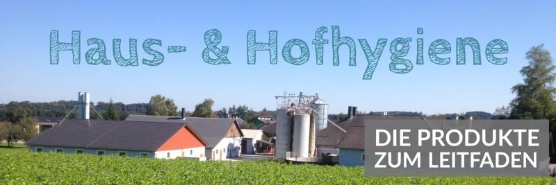 Haus- & Hofhygiene
