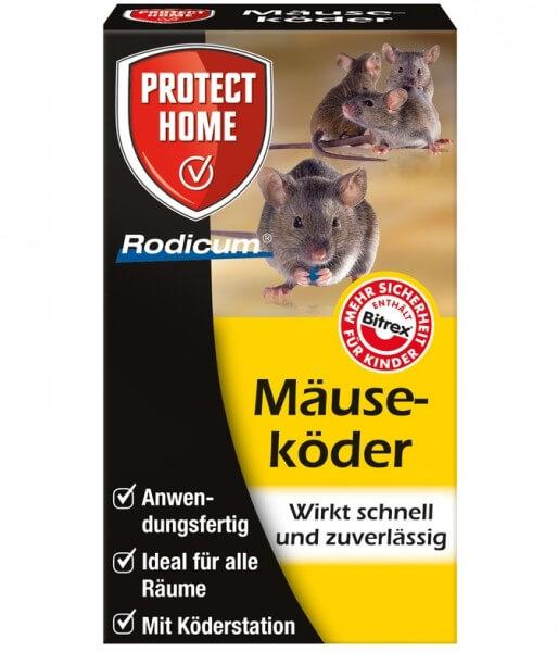 Protect Home Rodicum Mäuseköder 1 Stück