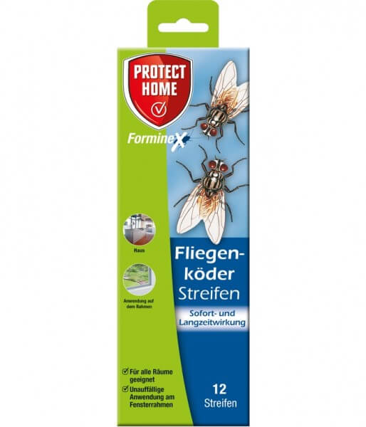Protect Home Forminex Fliegenköder Streifen 12 Stück